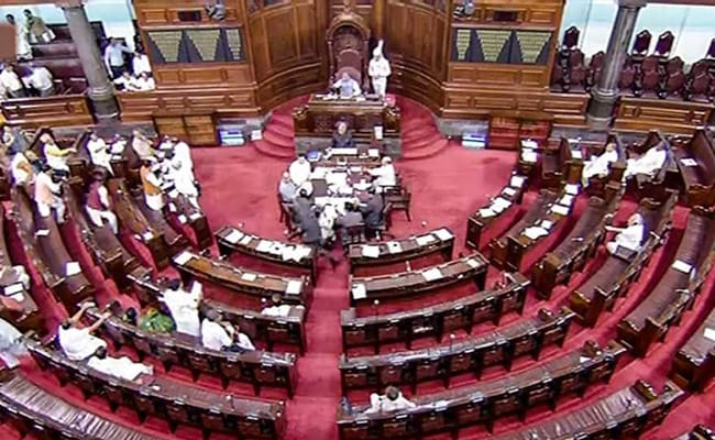 Rajya Sabha Bypolls For 2 Seats To Be Held On October 16
