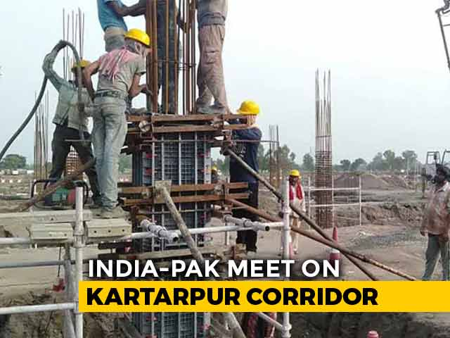 Video : Pilgrims' Safety, Infrastructure To Top India-Pak Kartarpur Talks Today