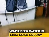 Video : Homes In Mumbai Flooded After Heaviest Rain In 24-Hour Period Since 2005