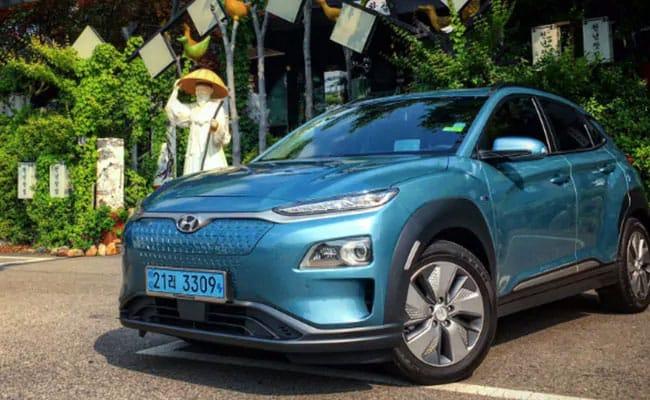 Hyundai plans to recall 26,699 EVs including Kona EVs in South Korea due to potential fire risks