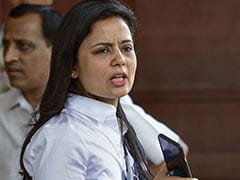 "BJP MPs Seek Action Against Mahua Moitra, She Says ""Can't Bully Me"""