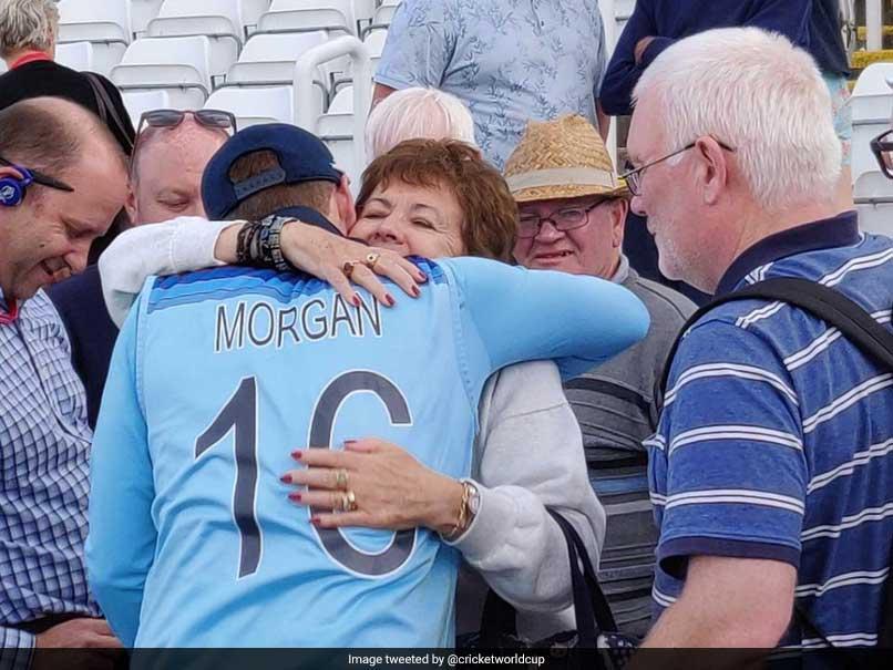 World Cup 2019: सेमीफाइनल में पहुंचने के बाद इंग्लैंड के कप्तान इयोन मोर्गन ने इस बात का किया वादा, देखें VIDEO
