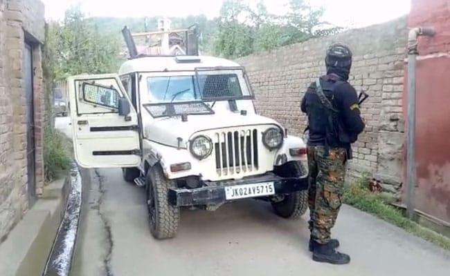 सीमा पार से जारी आतंकी फंडिंग को लेकर NIA का जम्मू-कश्मीर में चार जगहों पर छापा