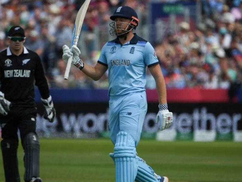 World Cup 2019: Ton-Up Jonny Bairstow Stars As England Book Semi-Final Spot