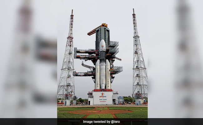 ISRO Chandrayaan 2 Mission: When And Where To Watch Live Streaming