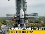Video : Chandrayaan-2 Moon Mission to Launch on July 22, ISRO Announces
