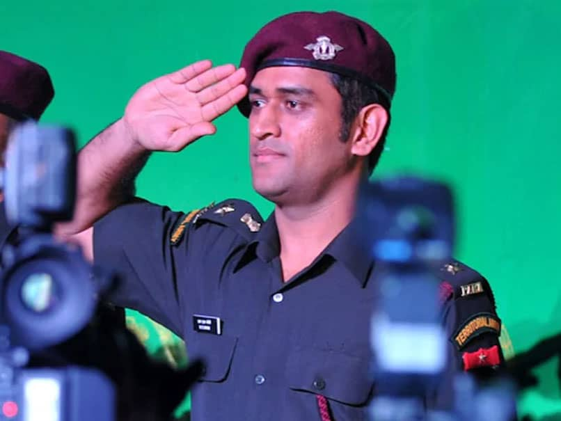 """Gives To His Country Beyond Duty"": West Indies Star Shares Video Of MS Dhoni"