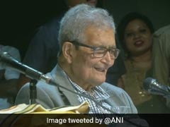 """Jai Shri Ram Slogan Is Now Used To Beat Up People"", Says Amartya Sen"