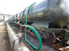 First Train Carrying Water For Parched Chennai Will Leave Today