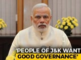 "Video : ""Development Stronger Than Might Of Bullets, Bombs"": PM On <i>Mann Ki Baat</i>"