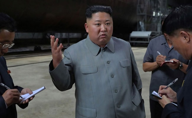 Kim Jong Un Oversaw 'Multiple Rocket Launcher' Test: Report