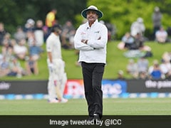 No Indian In ICC Elite Panel Of Umpires After Sundaram Ravi