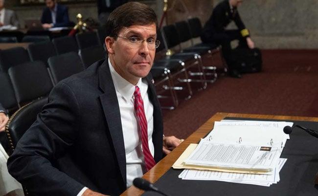 US Defence Secretary Nominee Says Will 'Solidify' Strategic Partnership With India