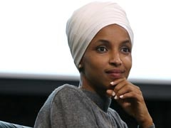 "US Congresswoman Ilhan Omar, Barred By Israel, Calls Move ""Chilling"""