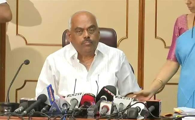 Karnataka Crisis Highlights: 'Videographed Everything,' Says KR Ramesh Kumar Karnataka Speaker After Meeting Lawmakers