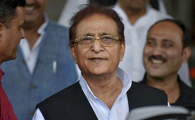 UP Cops To Open 'History Sheet' On Azam Khan, Says Official