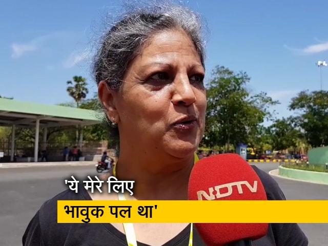 Video : चंद्रयान 2 की लॉन्चिंग टलने को लेकर ज्योत्सना धवन बोलीं- इसे हार न माना जाए