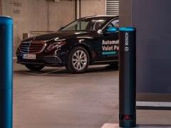 Mercedes Benz, Bosch Begin Testing Driverless S-Class In San Jose