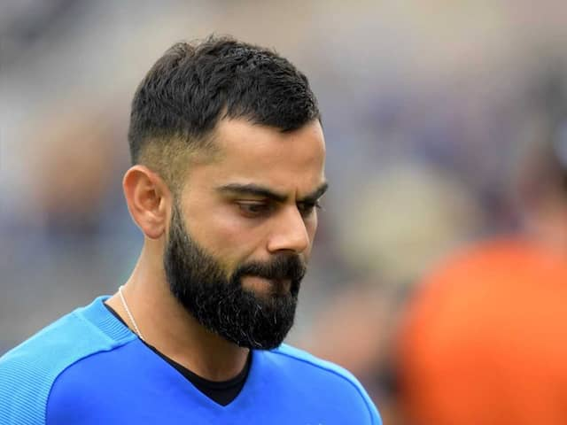No Place For Virat Kohli In First  XI Of ICCs World Cup 2019s Team