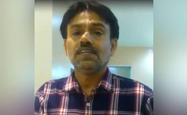 BSP विधायक का फरार इनामी आरोपी पति विधानसभा में शान से टहलता दिखा