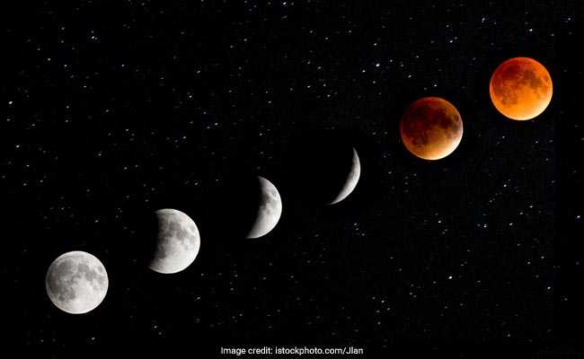 Some Indians believe lunar eclipse is bad for new business and launches