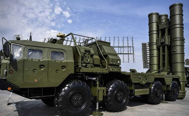 S-400, Russia's High-Tech Air Defence System Which Turkey Received