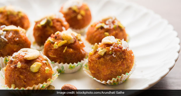 Try These Moong Dal Ladoos; We Bet You Won't Be Able To Stop At One!