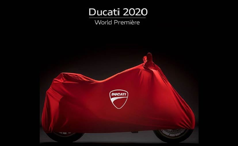 The star of Ducati's 2020 model line-up will of course be the Streetfighter V4