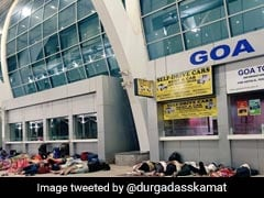 Railway Station-Like Scene At Goa Airport Upsets Authorities, Netizens