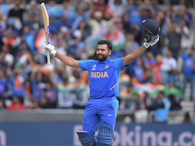 Yuvraj Singhs Advice In IPL 2019 Helped Rohit Sharma Regain Form In World Cup 2019