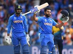 World Cup 2019, IND vs SL: इन खास मामलों में तो रोहित ने गुरु सचिन को भी पछाड़ दिया