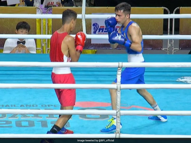 Thailand Open: Seven Indian Boxers Reach Quarter-Finals