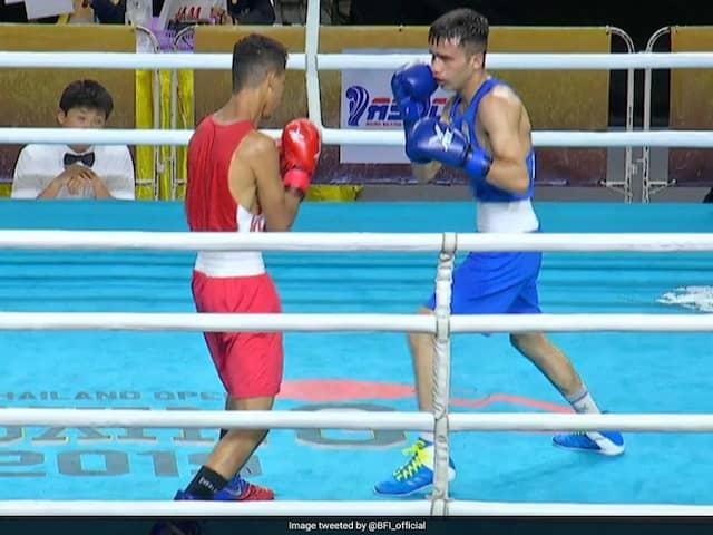 Seven Indian Boxers Reach Quarter-Finals Of Thailand Open