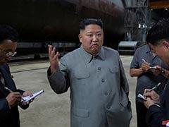 उत्तर कोरिया ने किम जोंग की निगरानी में 'नए हथियार' का किया परीक्षण