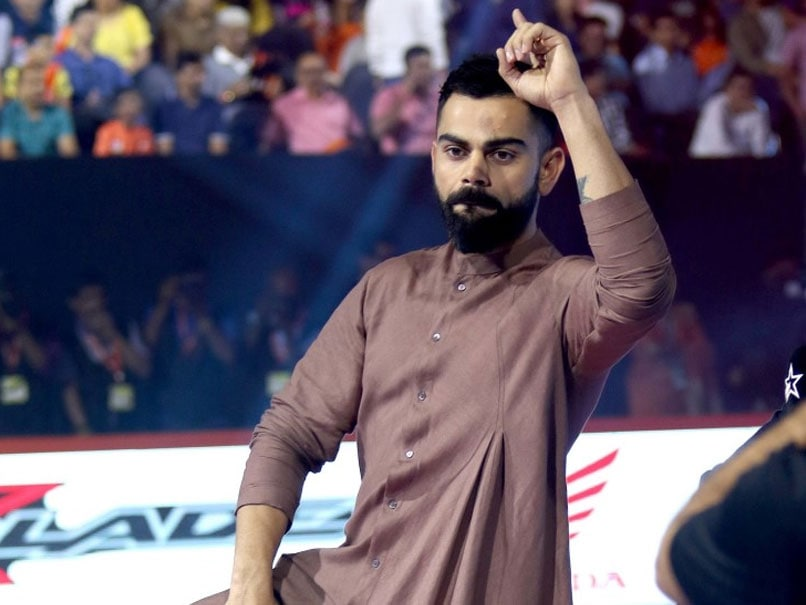 "Virat Kohli Excludes Himself From 7 ""Stronger"" Cricketers Who Could Play Kabaddi"