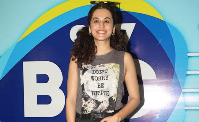 Taapsee Pannu Asks Media To Recommend Her Name To Makers Of Mithali Raj Biopic