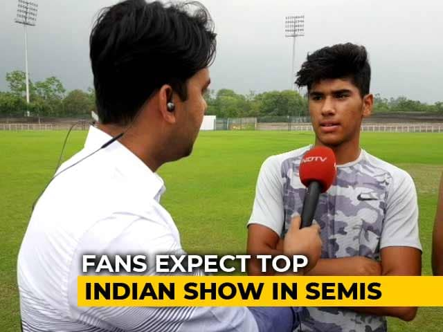Fans In Chandigarh Expect Top Indian Show In Semi-final Against New Zealand
