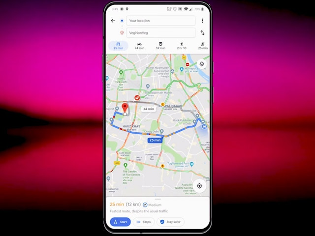 Video : Everything You Need To Know About Google Maps' Stay Safer Feature