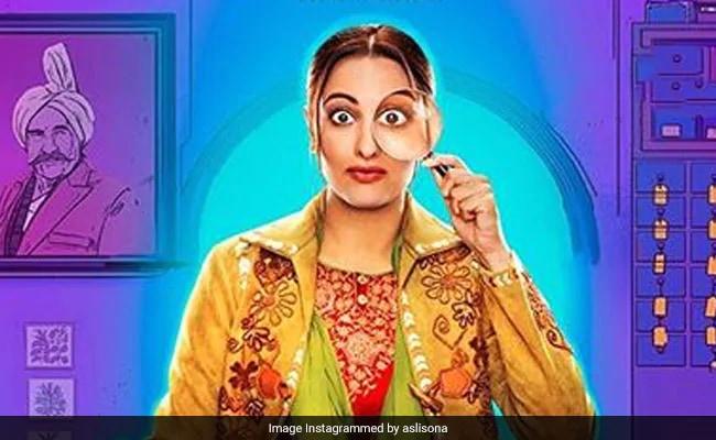 Sonakshi Sinha Describes Khandaani Shafakhana As 'Entertaining Yet Sensitive'