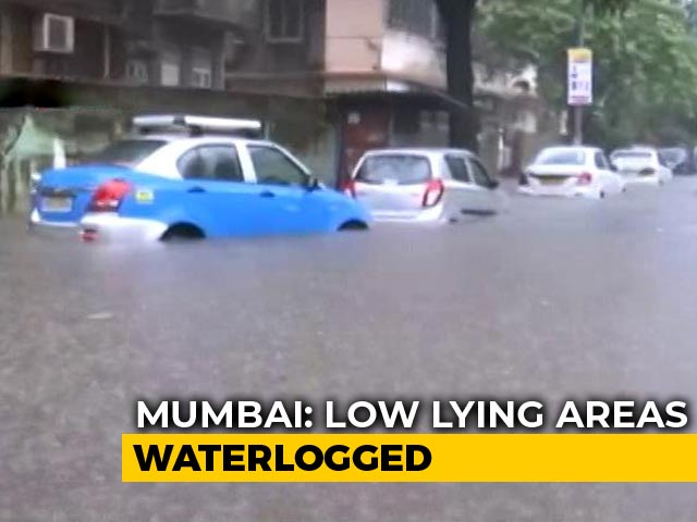 Video : Heavy Overnight Rain In Mumbai After Dry Spell Of 10 Days