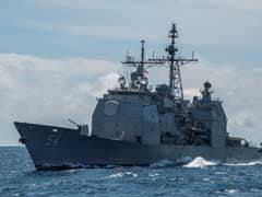 US Warship Sails Through Taiwan Strait, Stirs Tensions With China