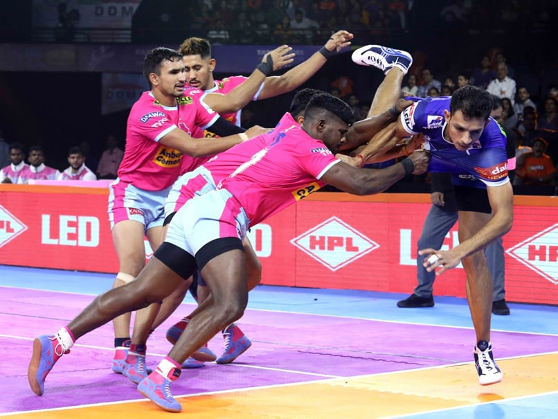 PKL 7: Jaipur Pink Panthers Script Impressive Win Over Haryana Steelers, UP Yoddha Beat U Mumba