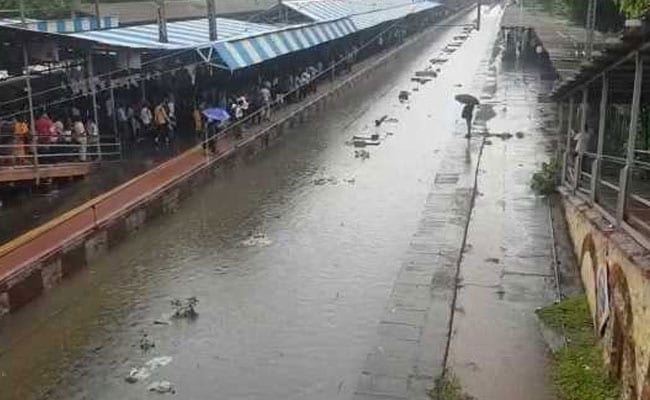 Mumbai Rains Lash Palghar, Long Distance Trains Affected: Highlights
