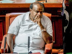 """Don't Know"": HD Kumaraswamy On Future Of Party's Alliance With Congress"