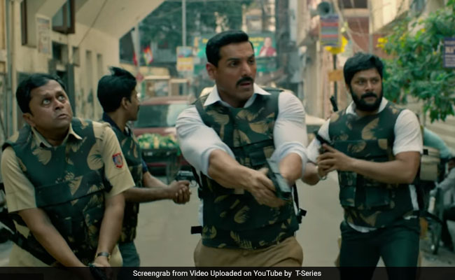 Batla House Trailer: John Abraham Holds The Fort In Controversial Encounter Drama