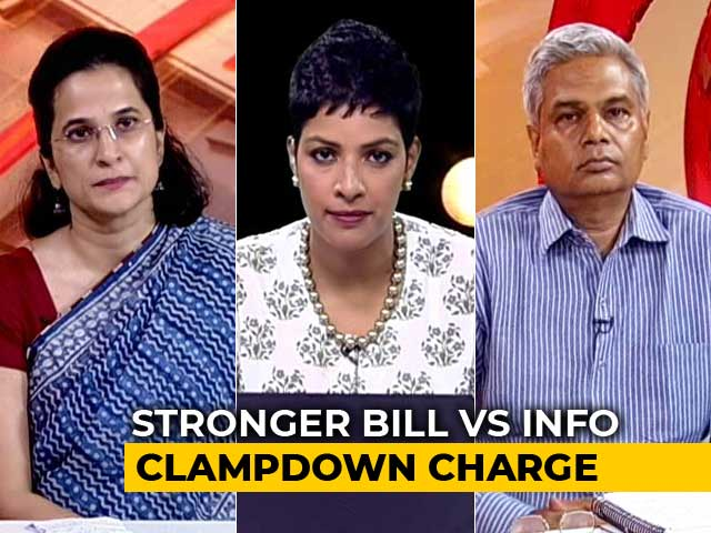 Video : RTI Bill in Lok Sabha: Flashpoint In A Productive Session?
