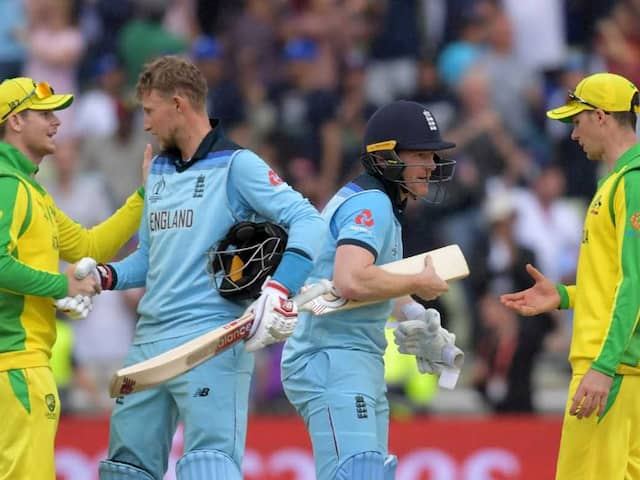 """Andrew Strauss Emotional After England """"Obliterate"""" Australia To Reach World Cup Final"""