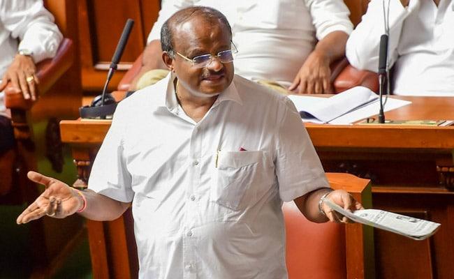 JD(S) MLAs Pledge To Donate One Month Salary For Flood-Hit Karnataka