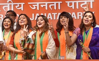 BJP's Answer To Trinamool Celeb Lawmakers? 13 Bengali Stars Join Party