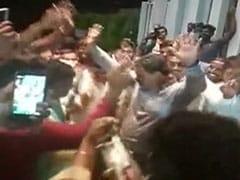 Watch: BJP Lawmaker Dances After Karnataka Coalition Fails Trust Vote